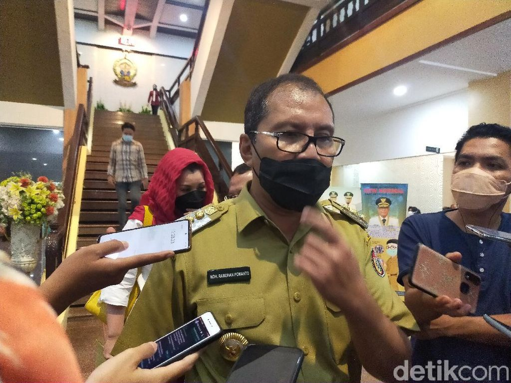 Danny Protes Kemenkes Tetapkan Makassar Zona Oranye: Tak Penuhi Kriteria!
