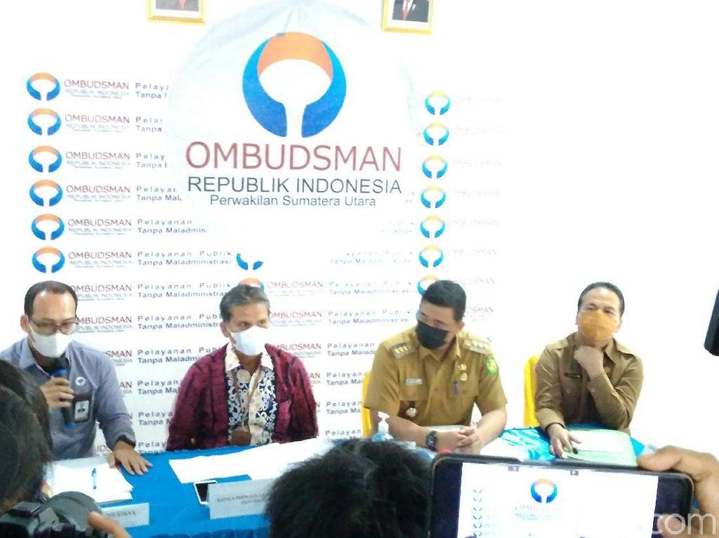 Terima LAHP Ombudsman, Bobby Harap Insentif Nakes RS Pirngadi Tuntas Hari Ini