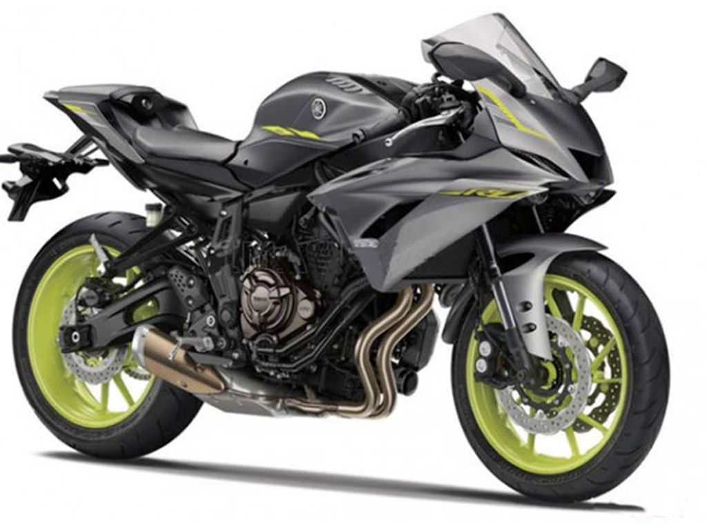 Yamaha Mau Bikin Sportbike Baru Pengganti YZF-R6, Namanya YZF-R7