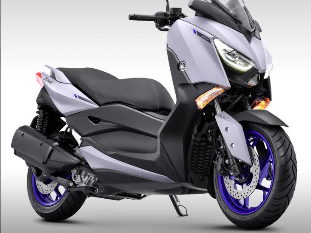 Yamaha XMAX di Indonesia Punya Warna Baru yang Digemari Orang Eropa, Dijual Rp 60 Jutaan