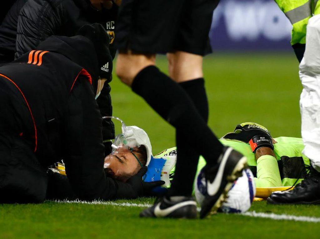Wolves Vs Liverpool Dihiasi Momen Horor Cedera Kepala Patricio