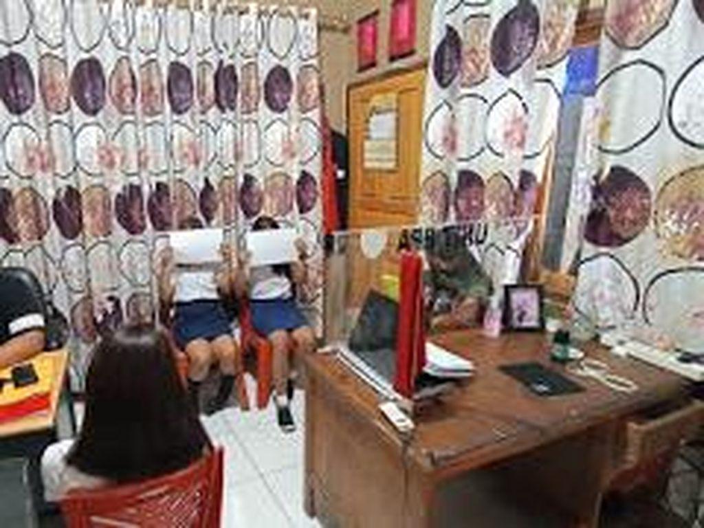 Video Penganiayaan Viral, 2 Siswi SMP di Sulut Diperiksa Polisi