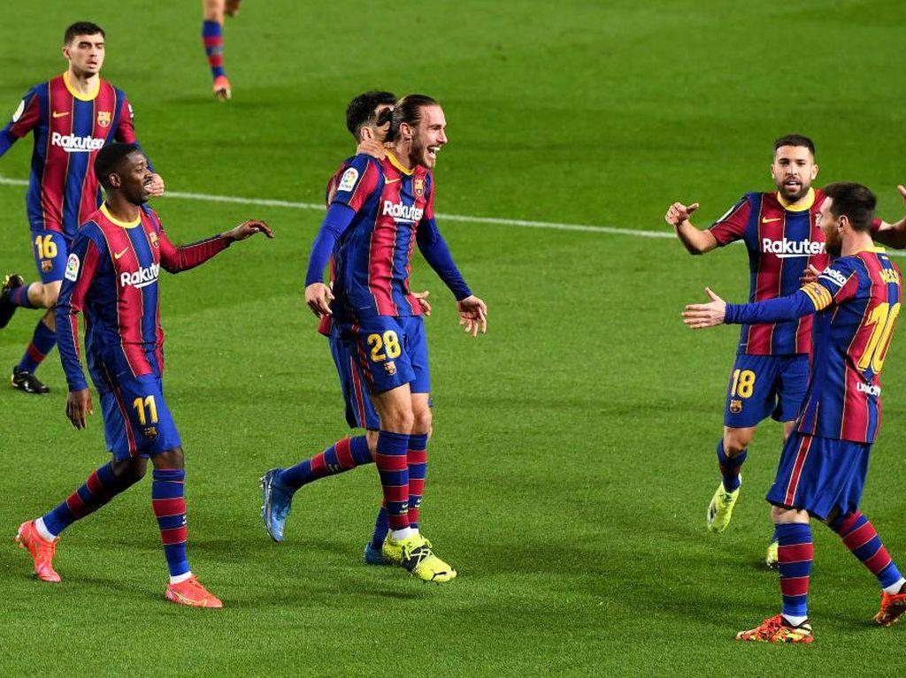 Barcelona Tim Terbaik 2011-2020, Liverpool Ke-17