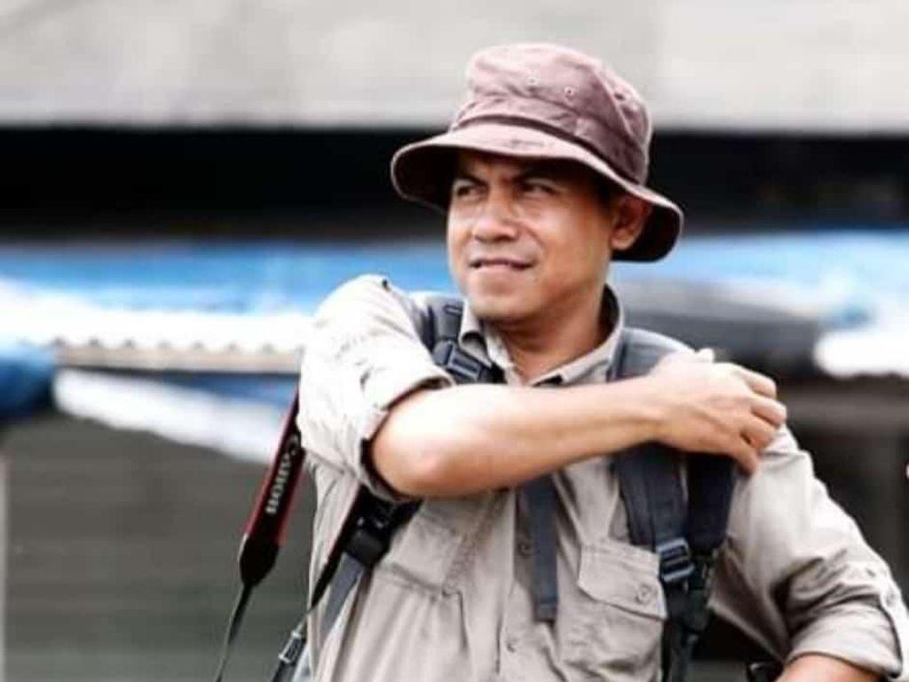 Budi Sugiharto Wartawan Senior Surabaya Tutup Usia