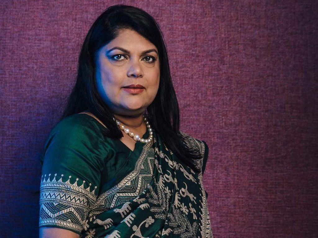 Falguni Nayar, Bos Kecantikan yang Akan Jadi Wanita Terkaya Kedua di India