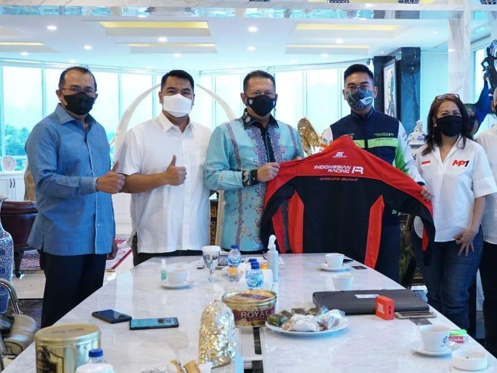 IMI Gaet Motora Prima Indonesia Ingin Bangun Sirkuit MiniGP di Bali