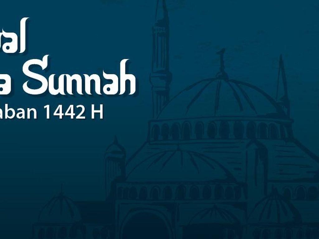 Jadwal Puasa Sunnah Bulan Syaban 1442 H