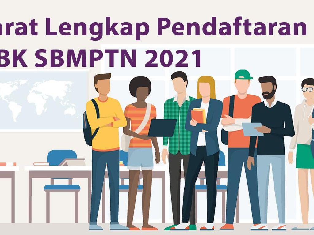 Syarat Pendaftaran UTBK SBMPTN 2021