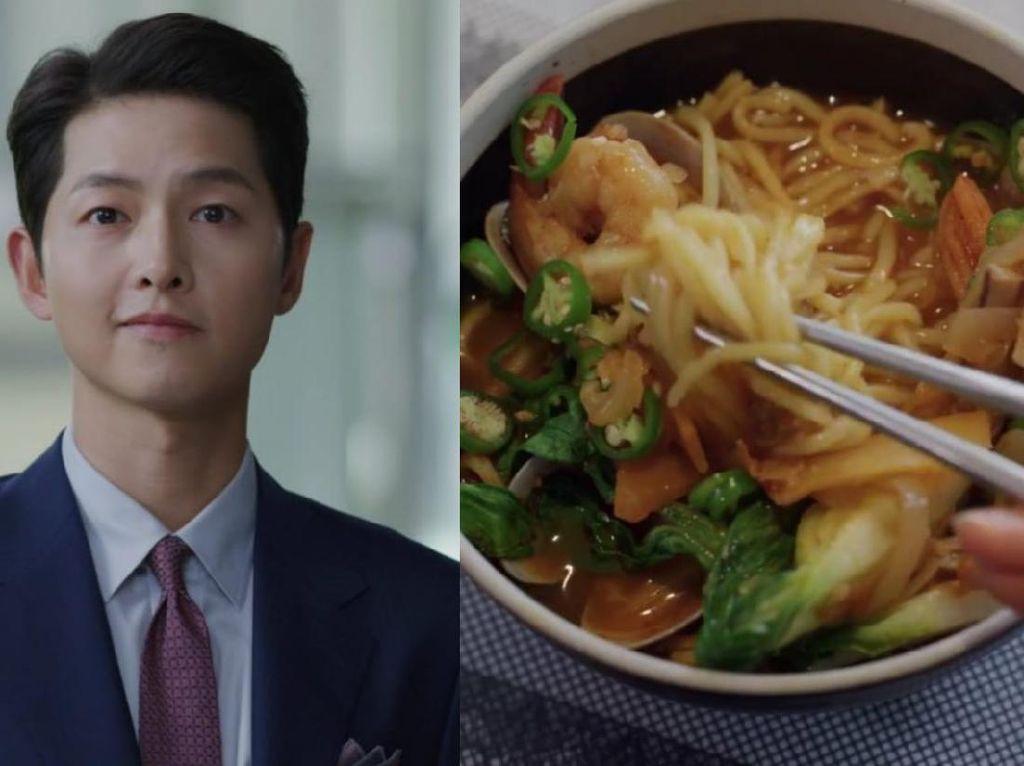 Mengenal Jjampong, Makanan Korea yang Disantap Song Joong Ki di Vincenzo