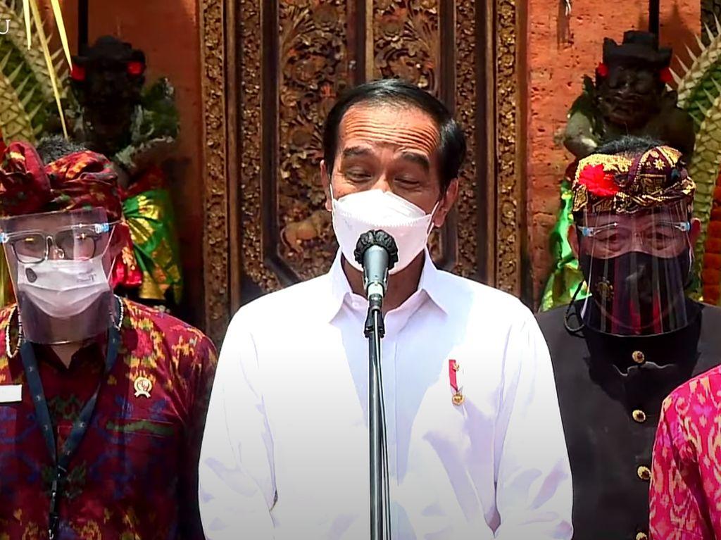 Wisata Jadi Tulang Punggung, Bali Berharap pada Vaksinasi