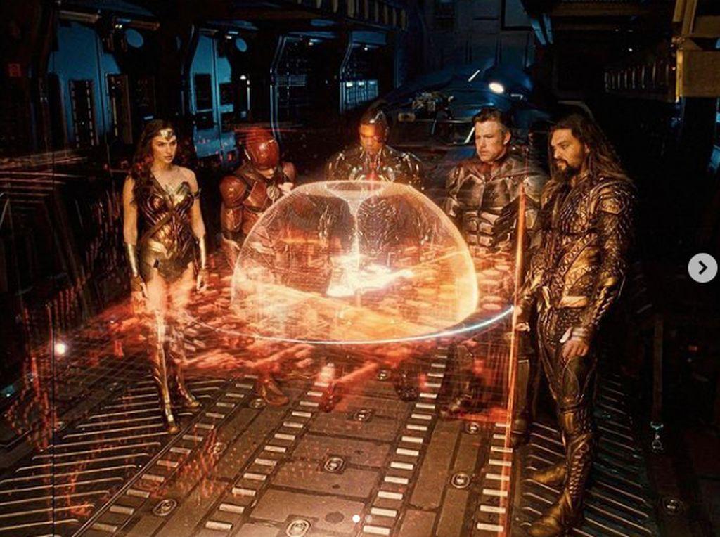 Rencana Justice League 2 Masih Tanda Tanya