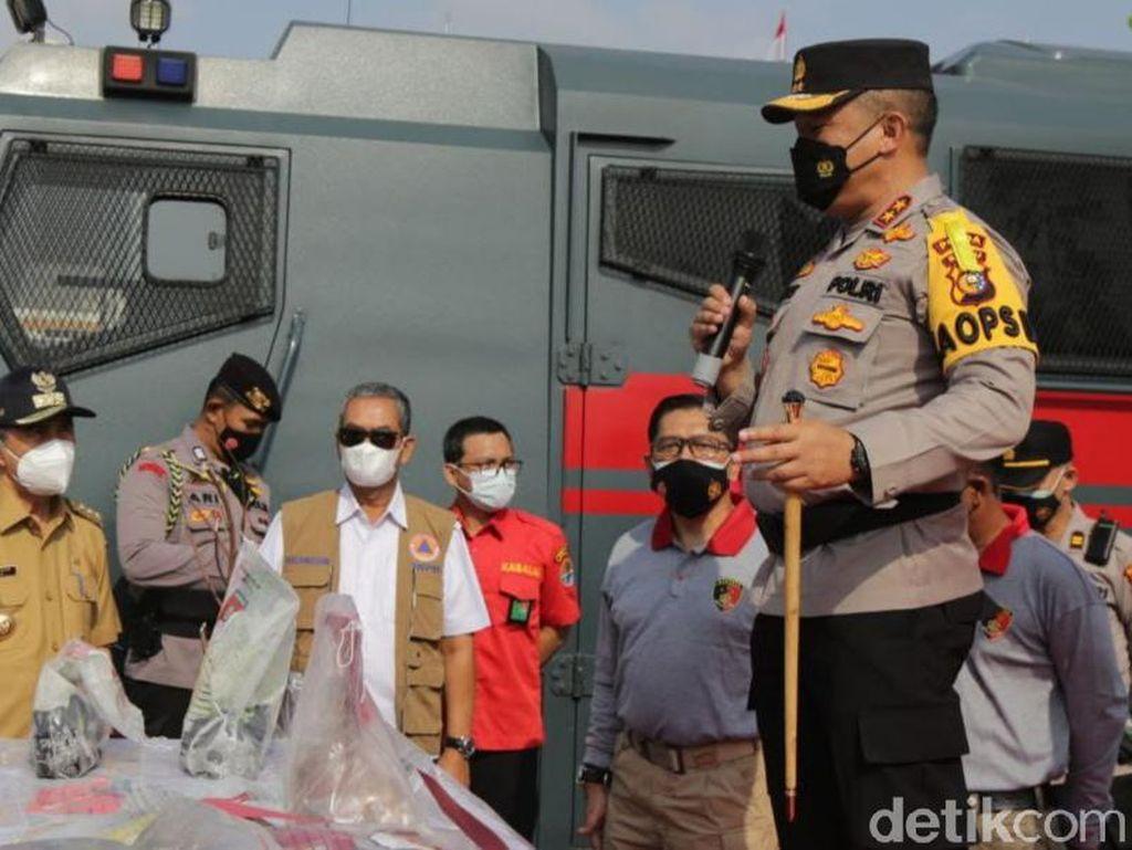 657 Hektare Lahan Terbakar di Riau, 9 Pelaku Ditangkap!