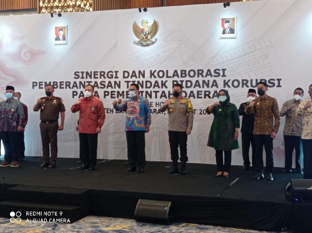 Ketua KPK Ajak Kepala Daerah di Jabar Sinergi Pemberantasan Korupsi