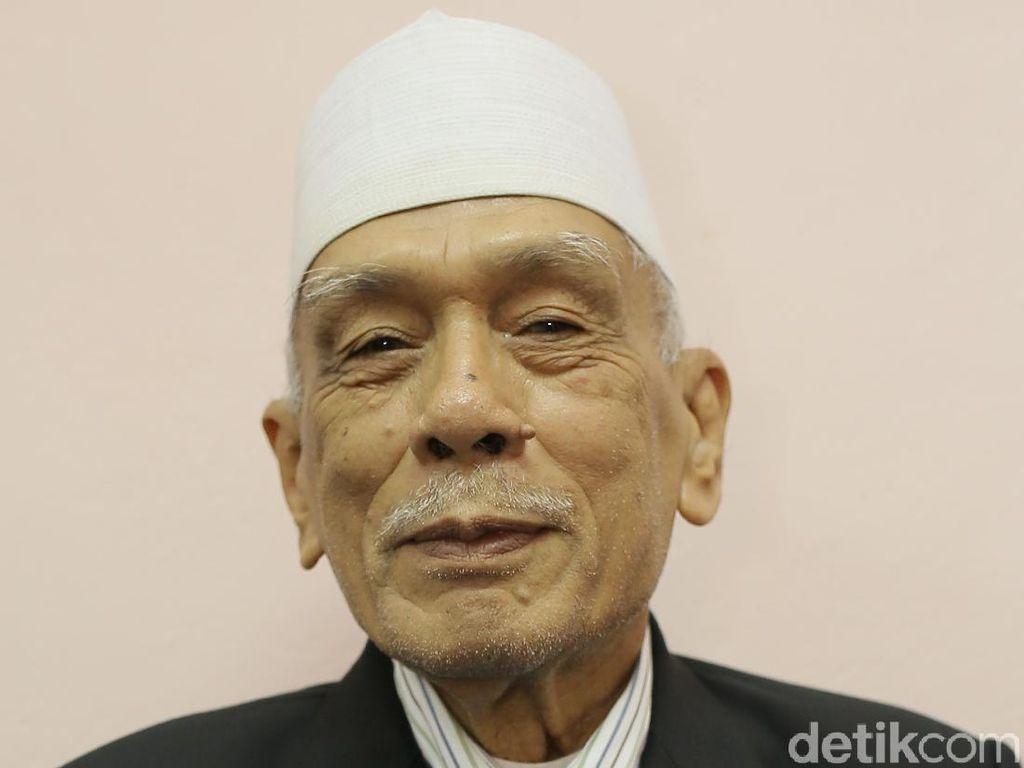 Innalillahi, Ketua MPU Aceh Abu Daud Zamzami Wafat