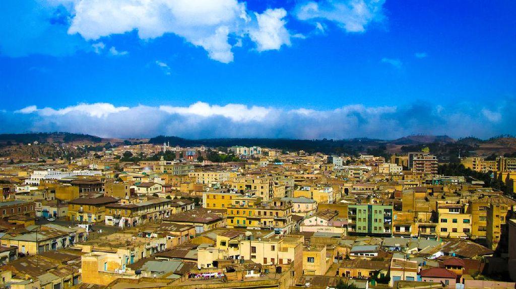 Foto: Asmara, Kota Cagar Budaya UNESCO