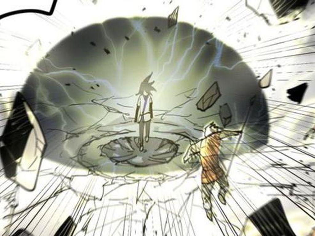 Manga Ini Gabungkan Dunia Naruto dan My Hero Academia, Bagaimana Jadinya?
