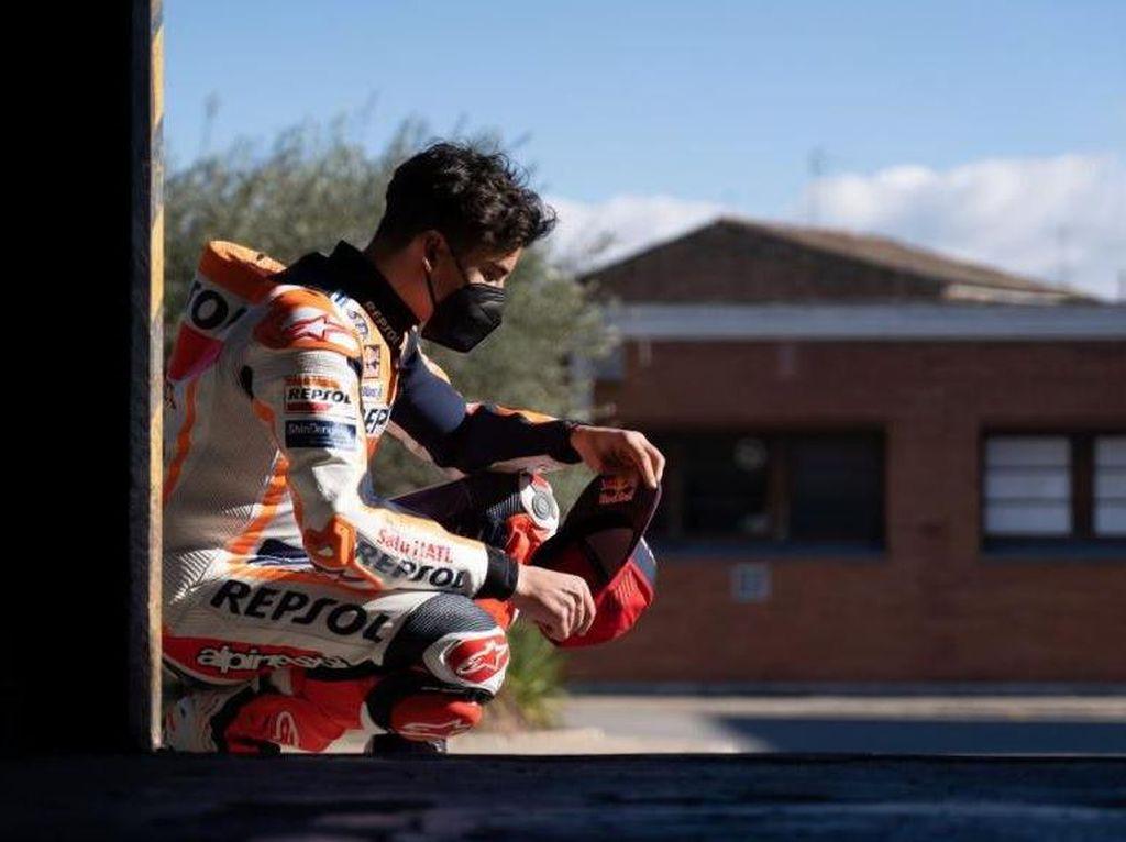 Marc Marquez Bikin Keputusan Cerdas Tak Ikut MotoGP Qatar