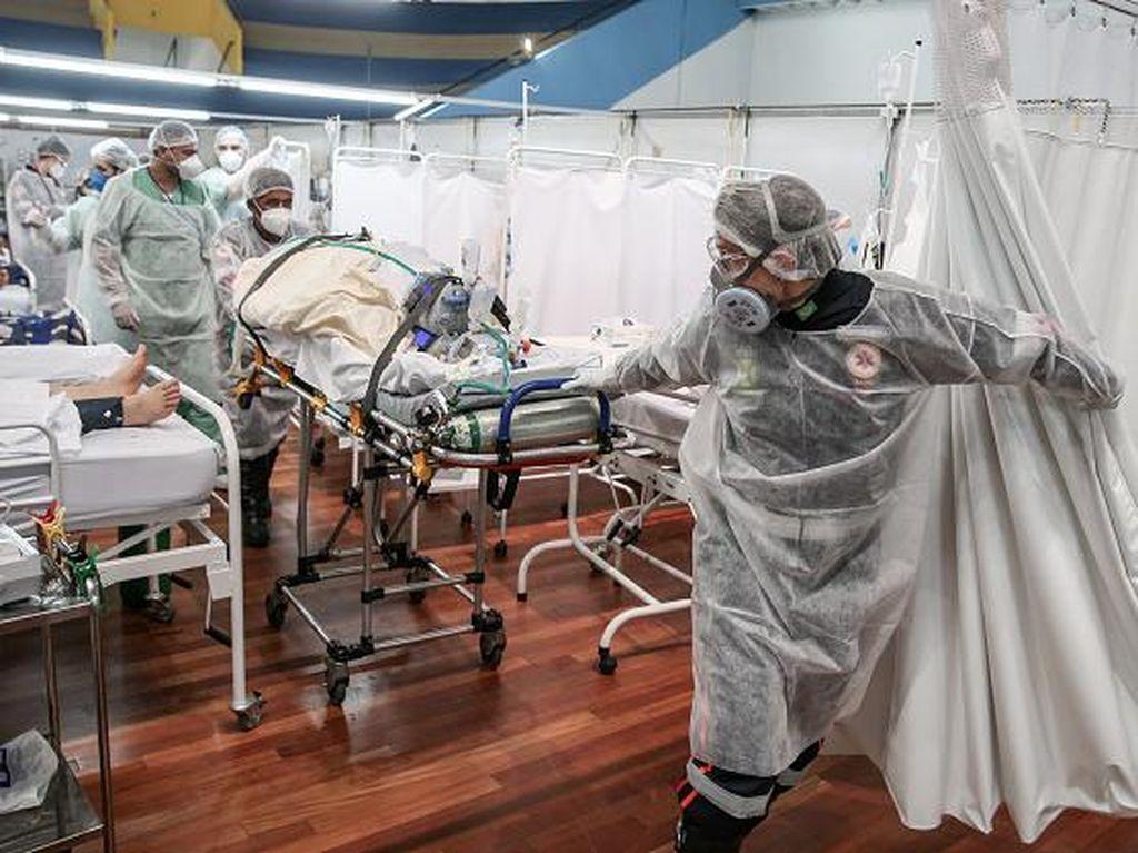 Lebih dari 115.000 Tenaga Kesehatan di Dunia Meninggal karena COVID-19
