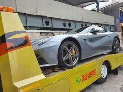 Ferrari hingga Mercy Kasus Jiwasraya-AsabriDilelang Buat Tambal Rugi Negara