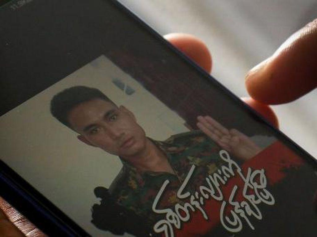 Tentara Myanmar Ikut Gerakan Antikudeta, PM Thailand Divaksin AstraZeneca