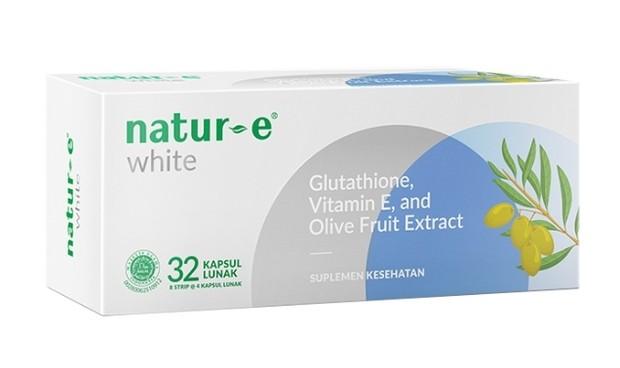 Nature-E White Soft Capsule