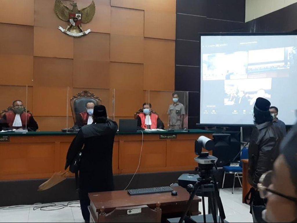 Jaksa Beberkan Kronologi Habib Rizieq Sempat Positif Covid-19