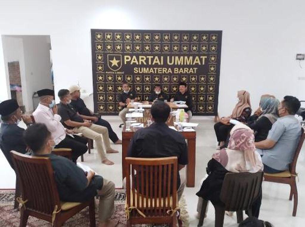 Terbentuk di Sumatera Barat, Partai Ummat Siap Deklarasi