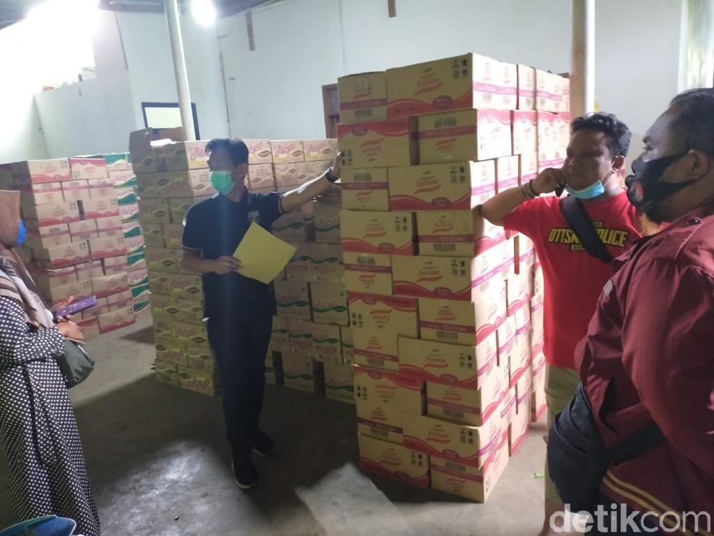 Sindikat Penipuan Penjualan Minyak Goreng Ditangkap, Korban Rugi Rp 75 Juta