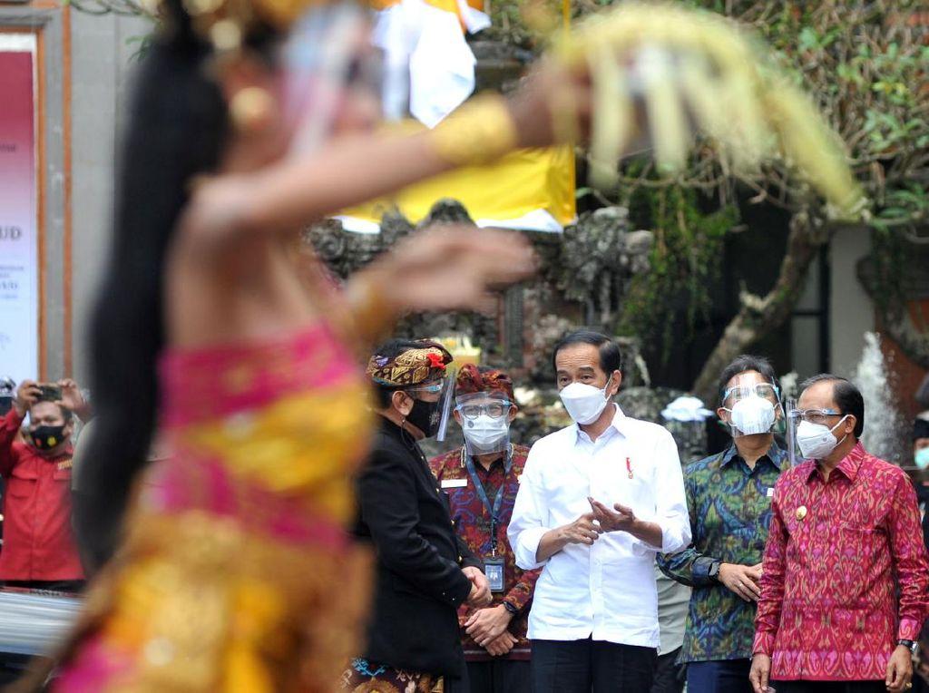 Nusa Dua, Sanur dan Ubud akan Jadi Percontohan Zona Hijau Pariwisata