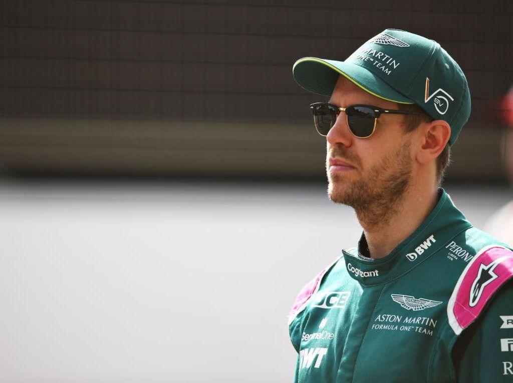 Ketimbang Gabung Aston Martin, Vettel Harusnya Rehat Dulu di F1 2021