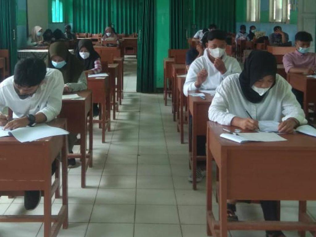 733 Pelajar Ikut Seleksi Beasiswa Bupati Sukabumi