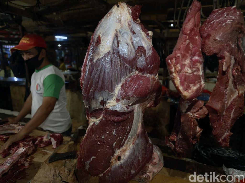 Siap-siap Harga Daging Bakal Naik Jelang Ramadhan