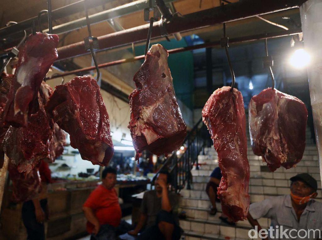 Puasa-Lebaran, Harga Daging Sapi Diprediksi Mentok di Rp 140.000/Kg