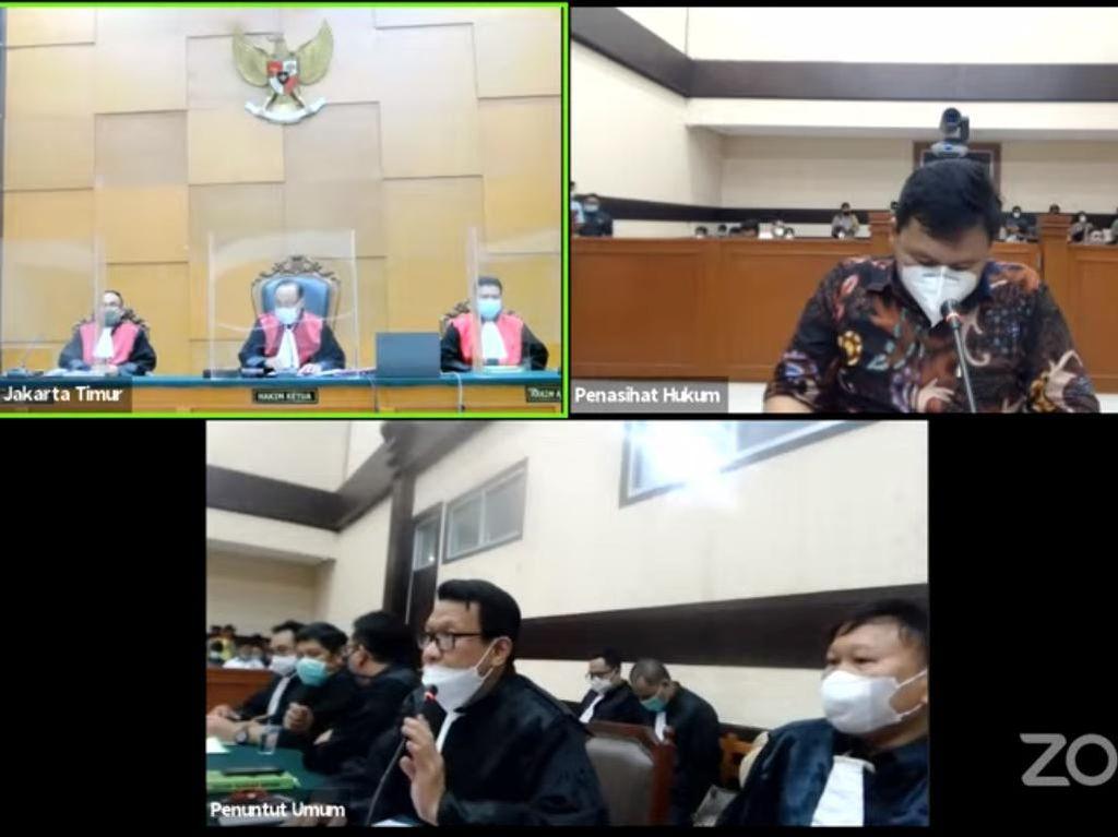 Jaksa: Habib Rizieq Enggan Hasil Swab Mer-C Diketahui Satgas COVID-19 Bogor