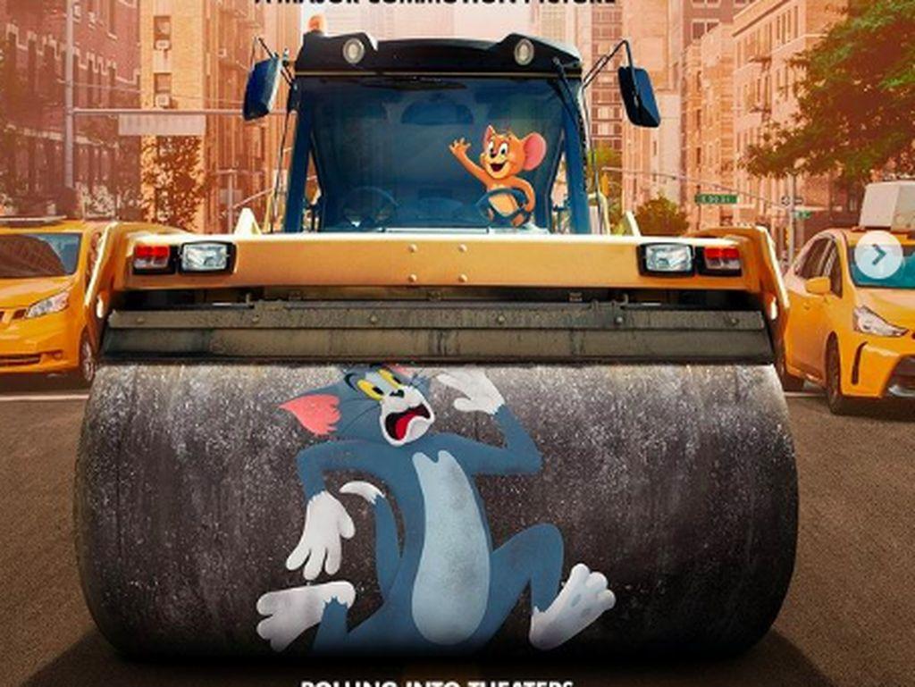 Tom & Jerry: Aksi Kejar-kejaran yang Kurang Greget