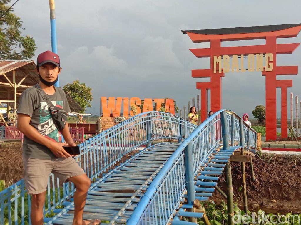 Wisata Gapura Ala Jepang di Kudus yang Hits Banget