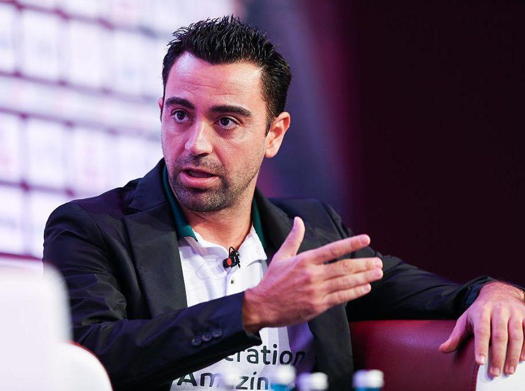 Xavi dan Laporta Masih Berhubungan, Pertanda CLBK di Barcelona?