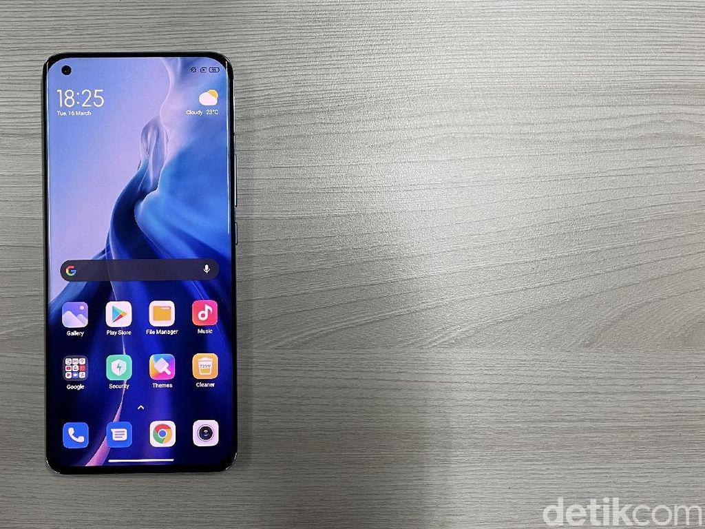 Mi 11 Disebut Panas, Ini Penjelasan Xiaomi