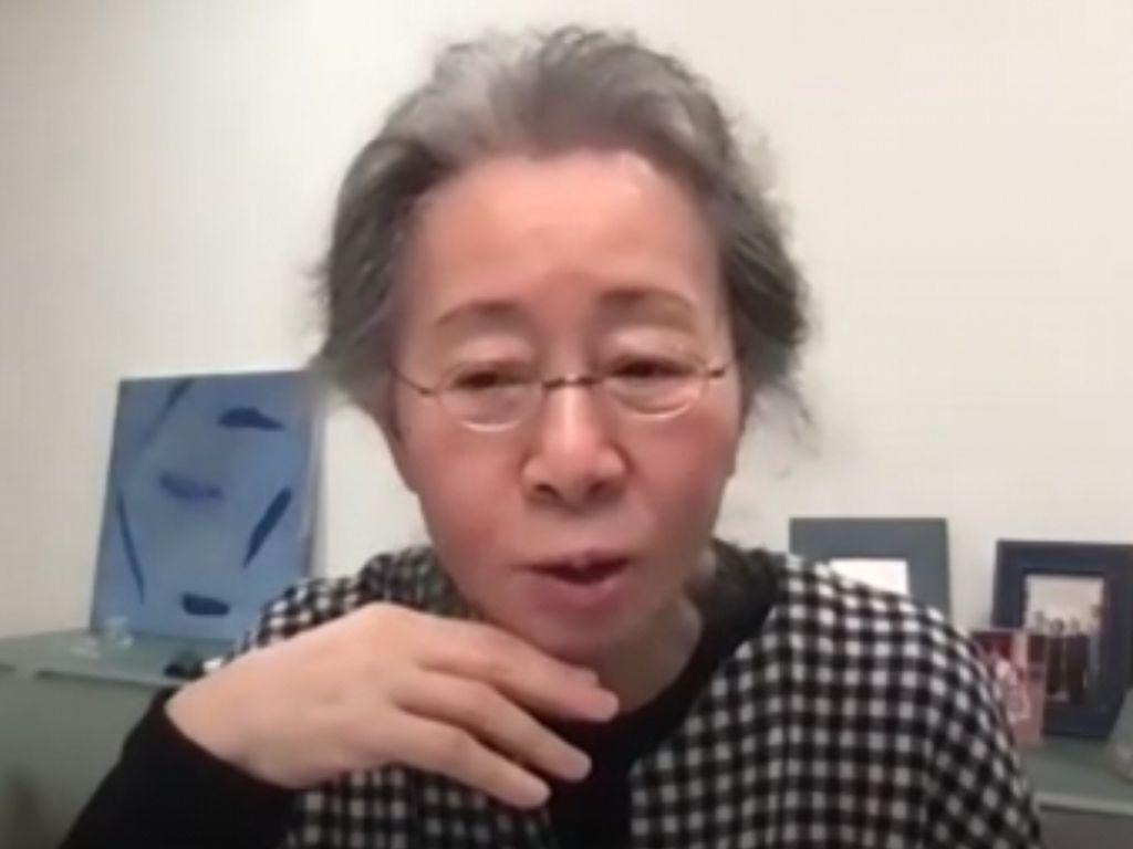 Reaksi Youn Yuh-Jung Saat Dinyatakan Masuk Nominasi Oscar