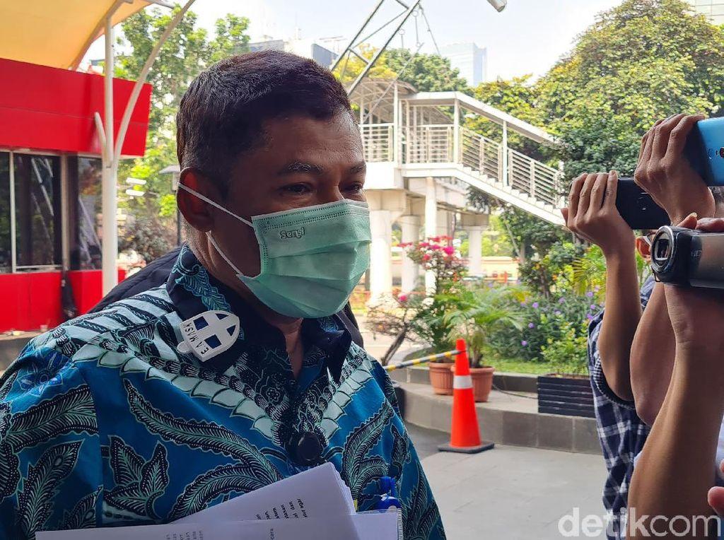 Irjen KKP Muhammad Yusuf Penuhi Panggilan KPK