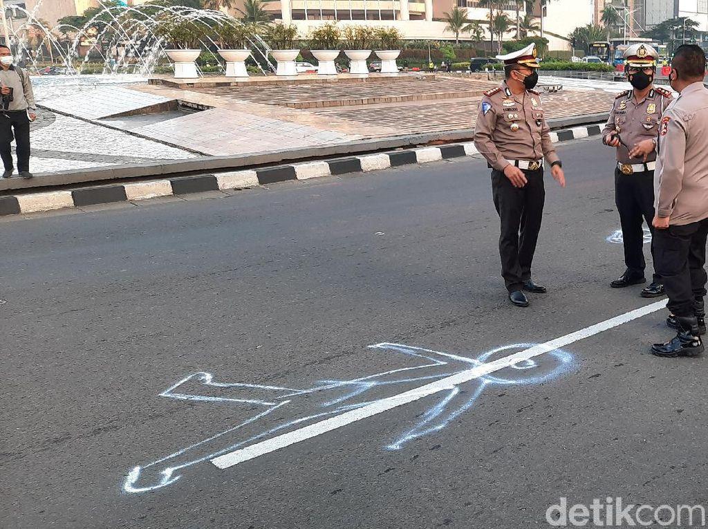 Polisi Ungkap Peran Face Recognition E-TLE Saat Usut Tabrak Lari di HI