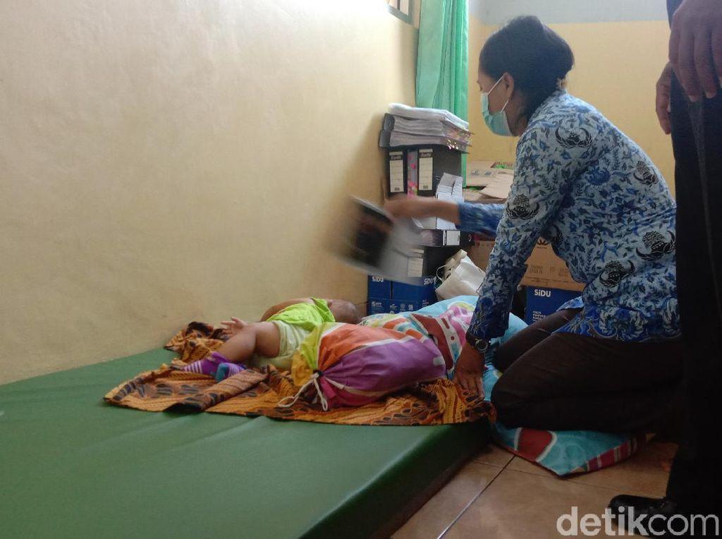 Polisi: Bayi yang Ditinggal di Emperan Kudus Akhirnya Diadopsi