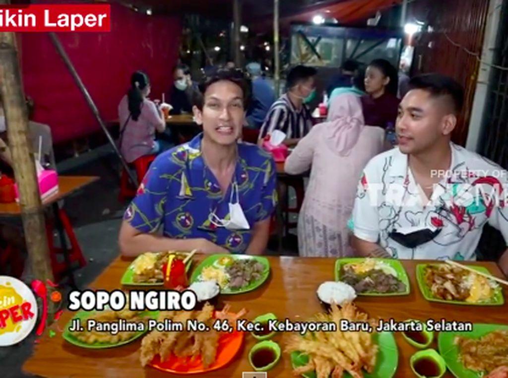 Bikin Laper! Puas Nikmati Makanan Jepang Kaki Lima di Sopo Ngiro
