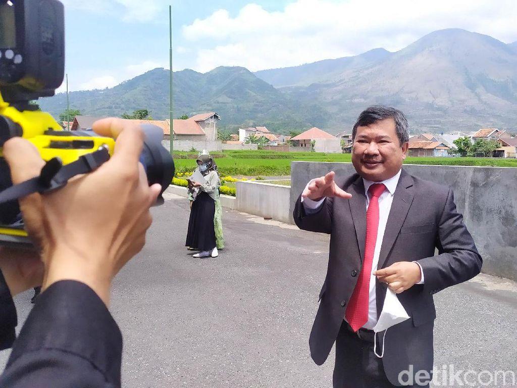 Soroti Penanganan Korban Longsor, Bupati Garut: SKPD-nya Lelet!