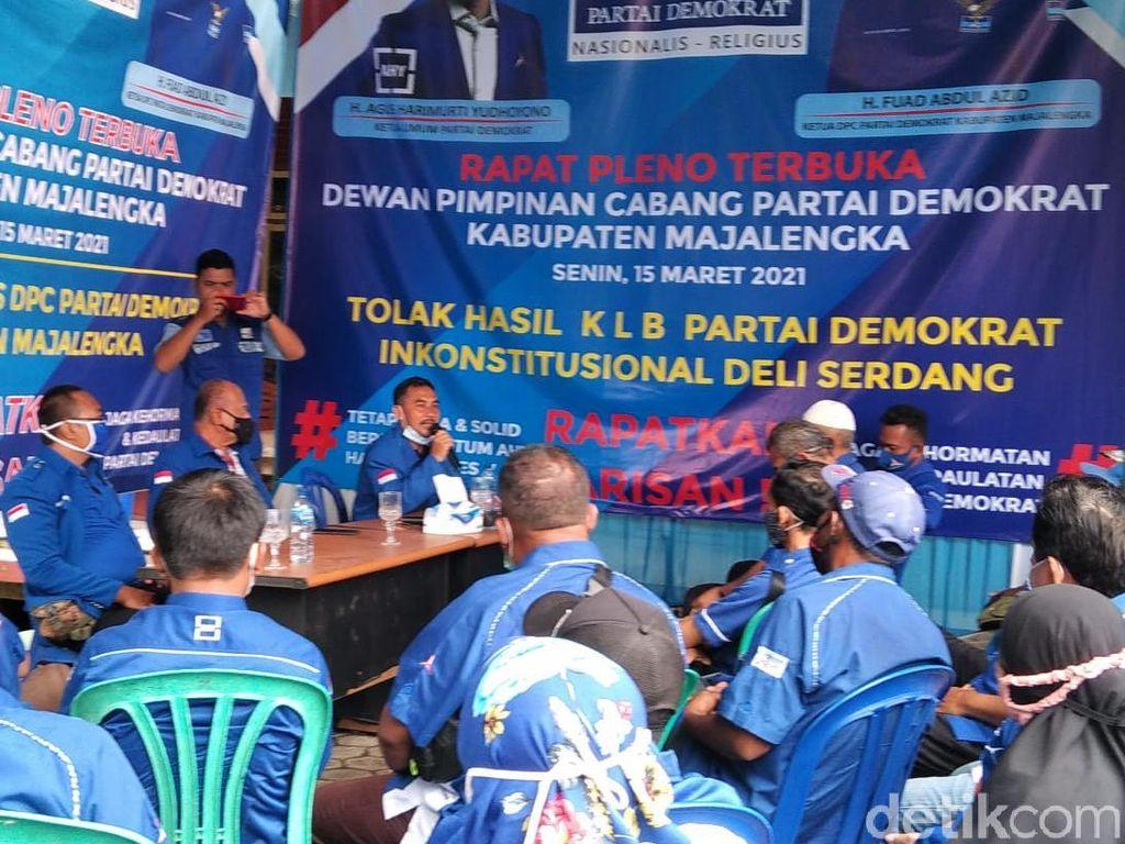 Demokrat Majalengka Bakal Awasi Non Kader yang Pakai Atribut PD