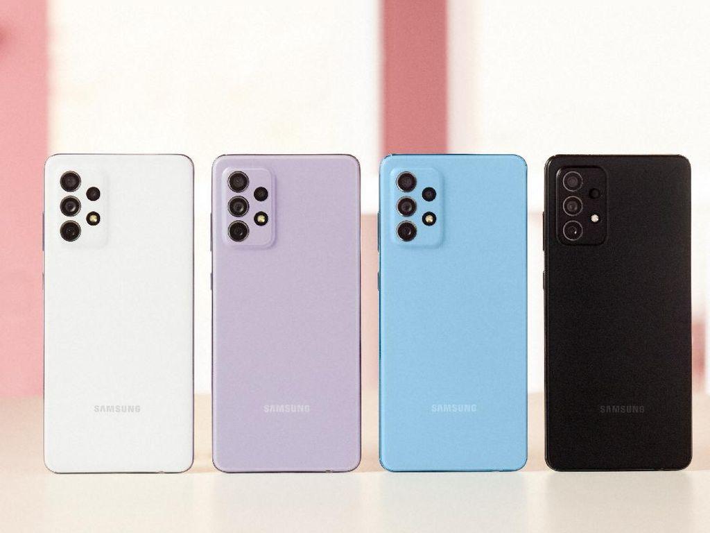 Spesifikasi Serta Harga Galaxy A52 dan A72 di Indonesia