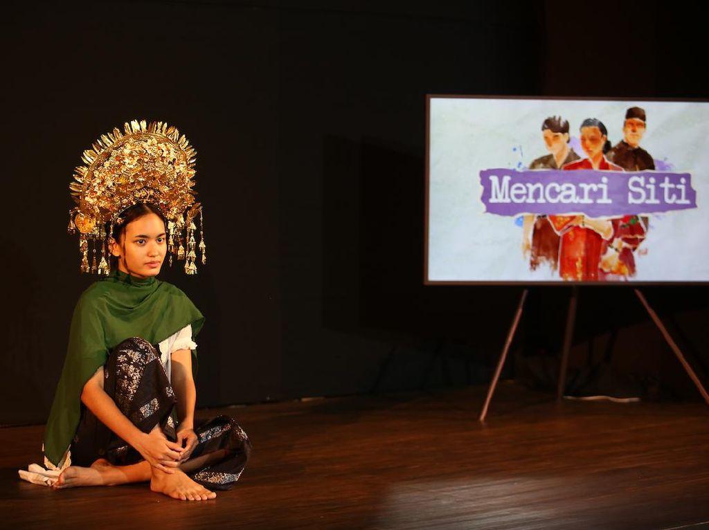 Drama Siti Nurbaya dengan Kemasan Modern, Berikut Para Pemerannya!