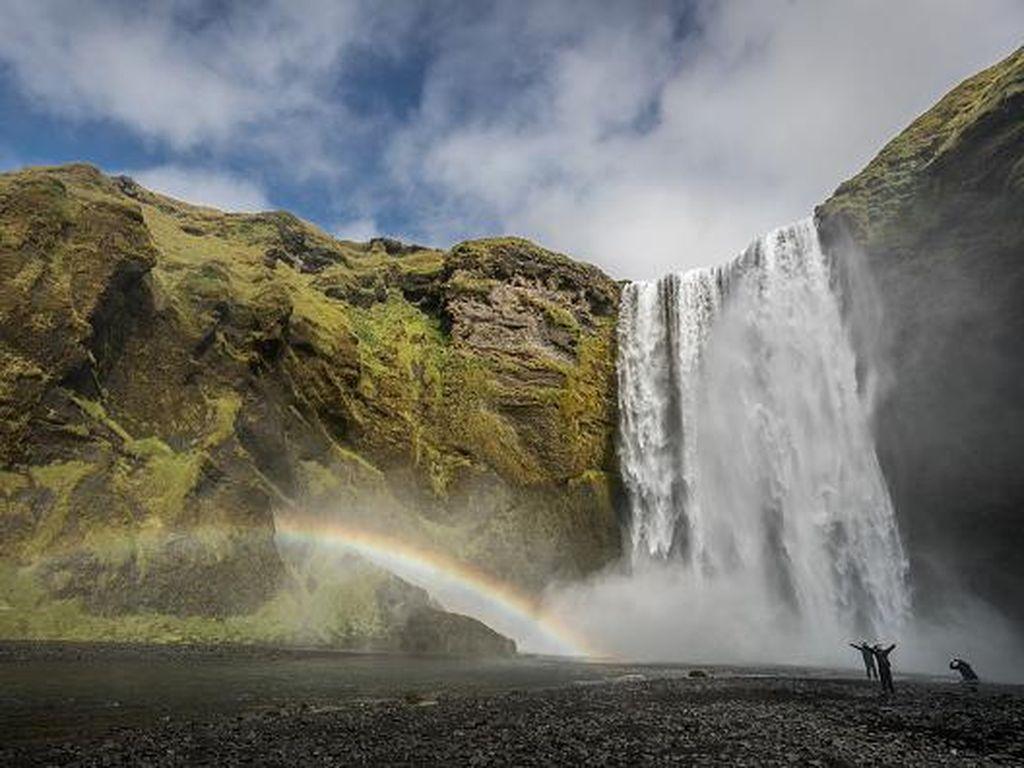 Jalan-jalan ke Islandia Bisa Pakai Sertifikat Vaksin Lho