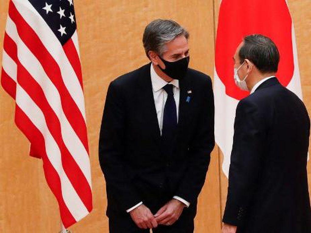 Teguran AS dan Jepang soal Perilaku China di Laut China Selatan