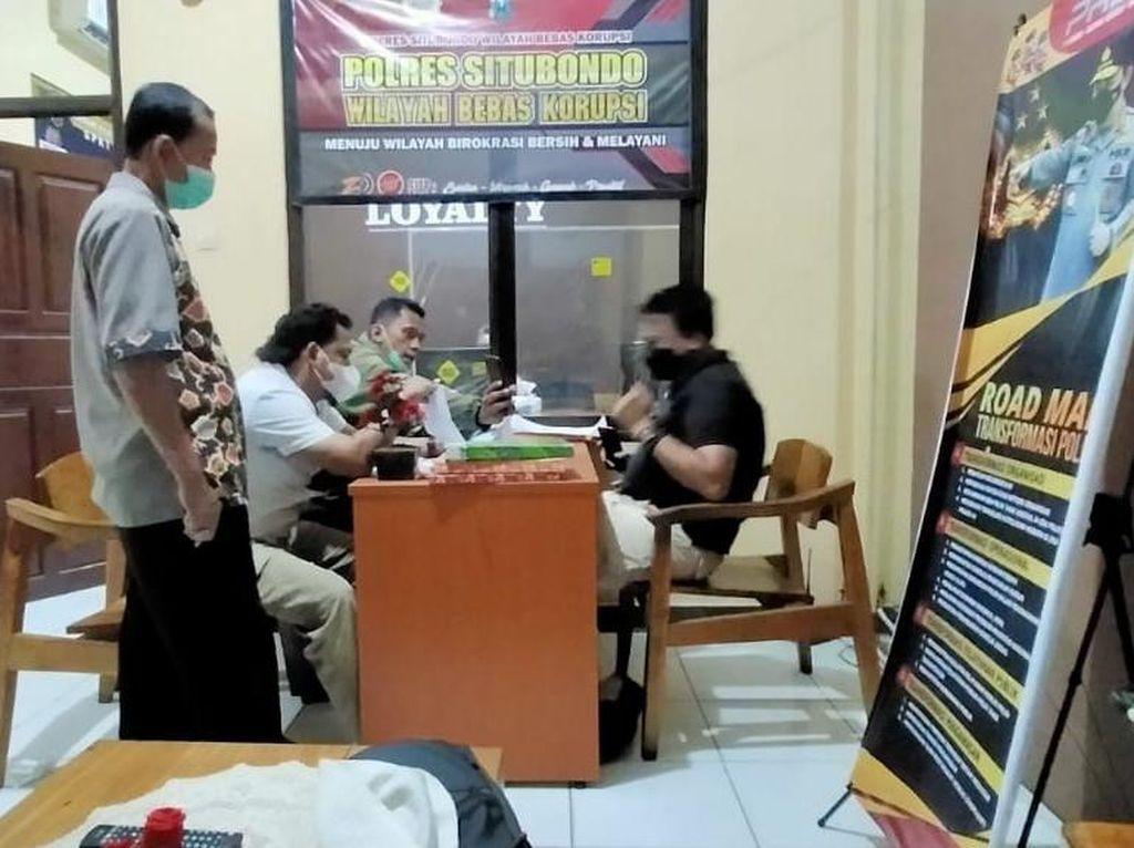 Oknum Pengawal Menteri Dilaporkan Dorong Jurnalis